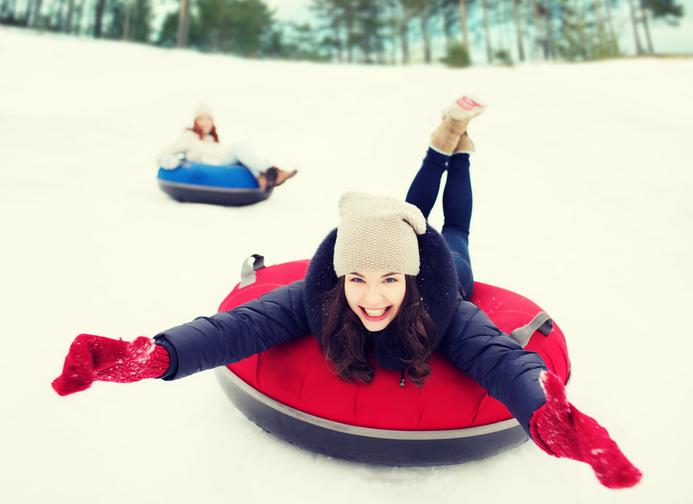 Gatlinburg winter vacation