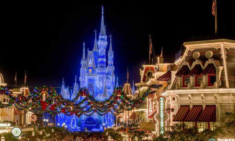 Disney World's Christmas Celebrations