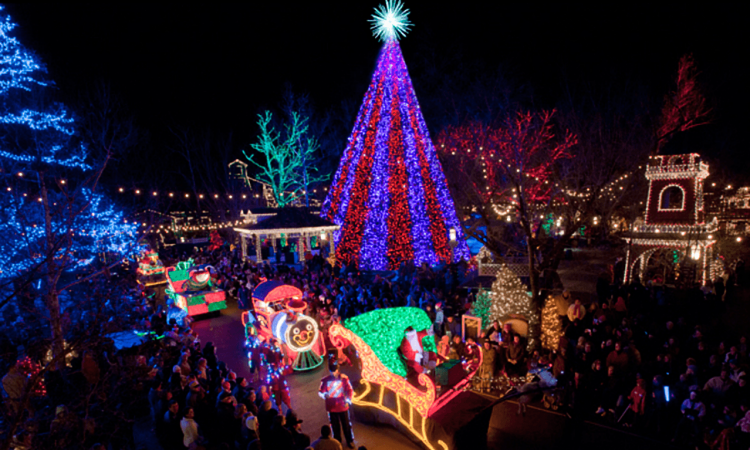 Silver Dollar City Holiday Show Guide