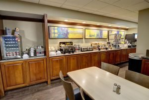 The Best Western Toni Inn is among the Gatlinburg hotels with free breakfast