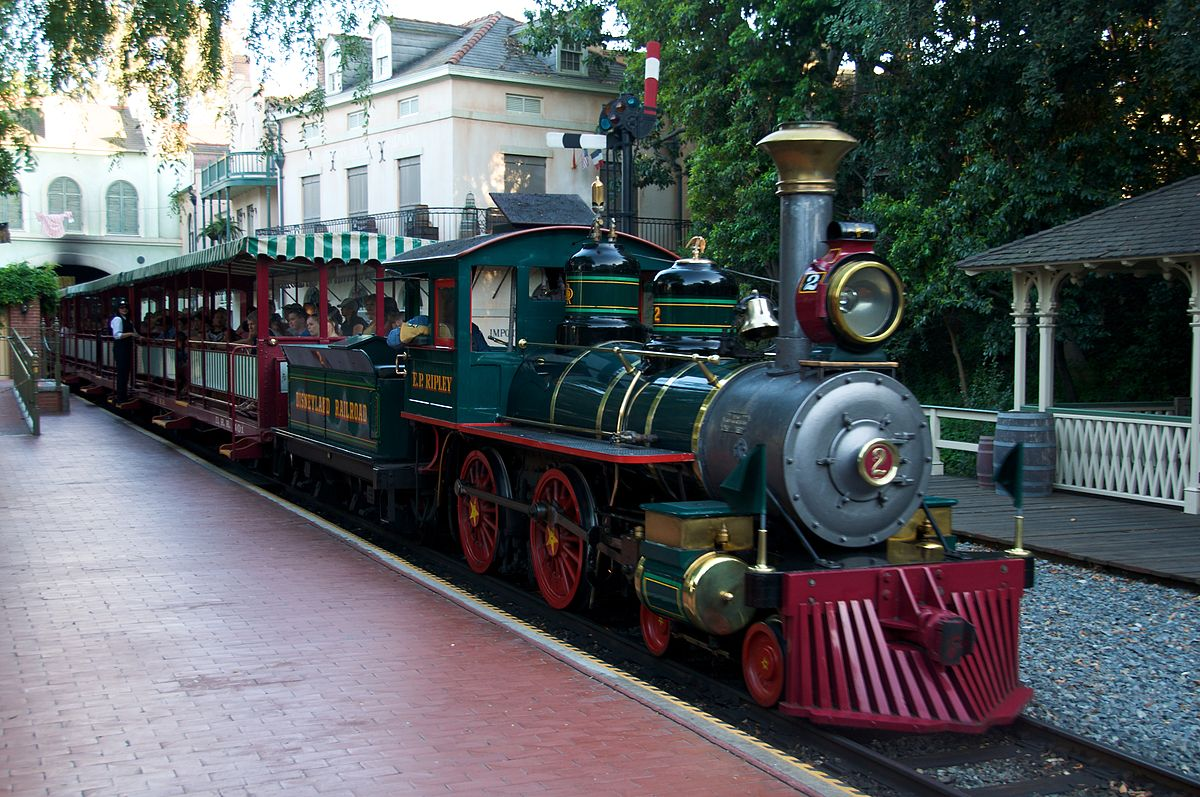 Classic Disneyland attractions