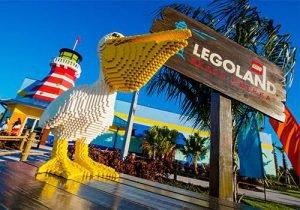 Of the hotels near LEGOLAND Orlando, LEGOLAND Beach Retreat is the closest!