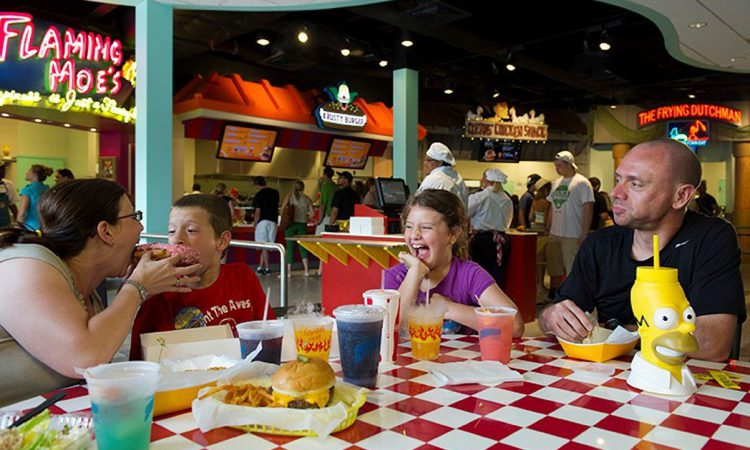 The Best Quick Service Universal Orlando Dining Options