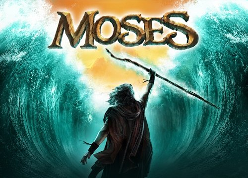 Moses in Branson