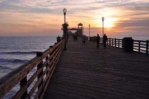 A trip to Oceanside Municipal Pier is a must when searching for free things to do in San Diego.