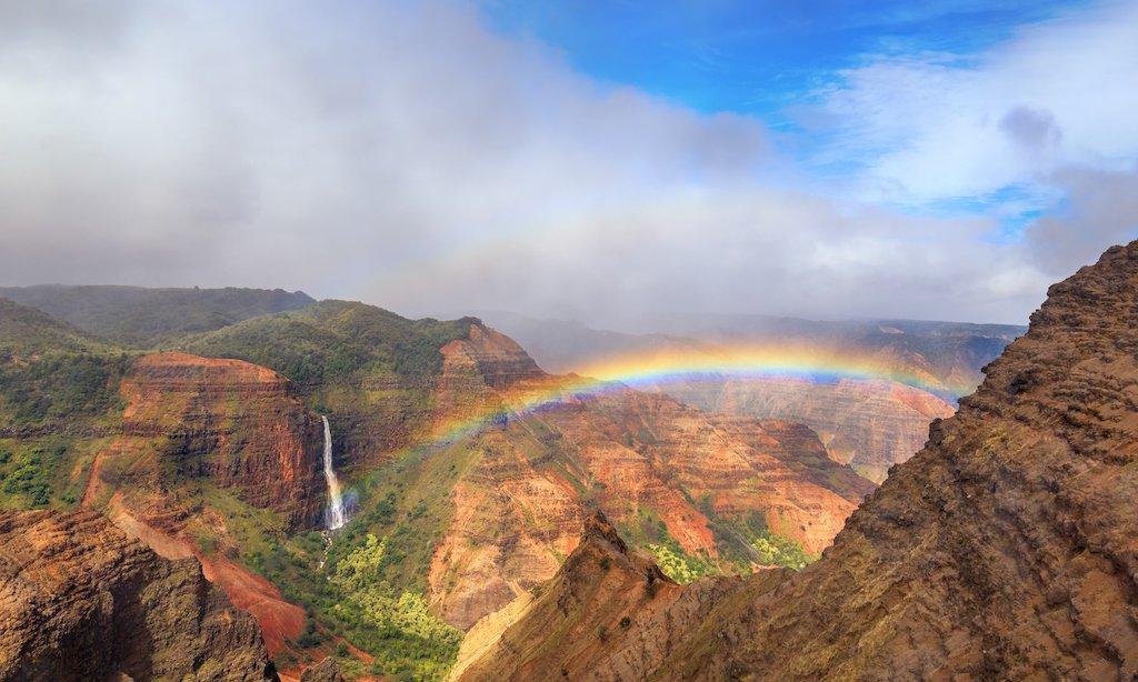 natural wonders of Hawaii