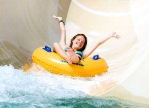 Take a trip to Family Kingdom's Water Park when in Myrtle Beach