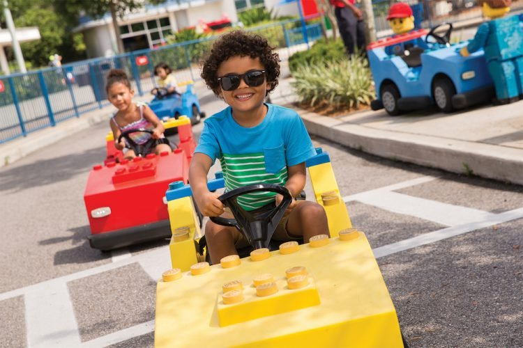 Don't forget to buy your discount LEGOLAND tickets.
