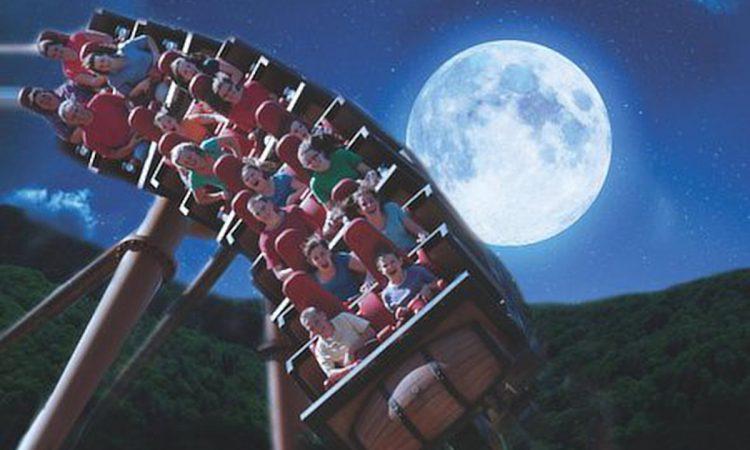 Moonlight Madness at Silver Dollar City