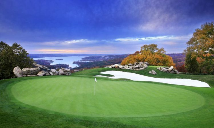 Tee Off at the Best Branson Golf Courses
