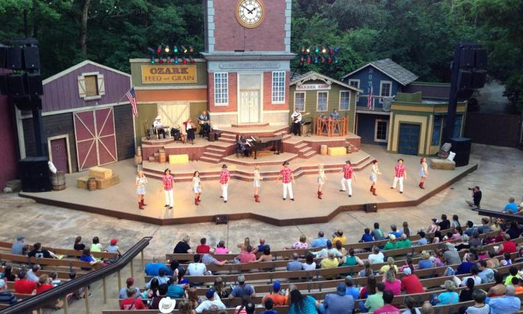 2019 Line-Up for Southern Gospel Picnic at Silver Dollar City