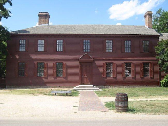 Peyton Randolph House - Haunted Williamsburg
