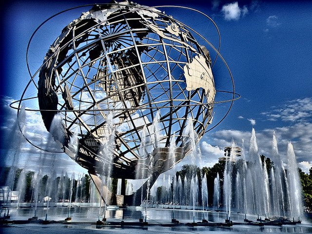 Flushing Meadows Queens Flickr CC