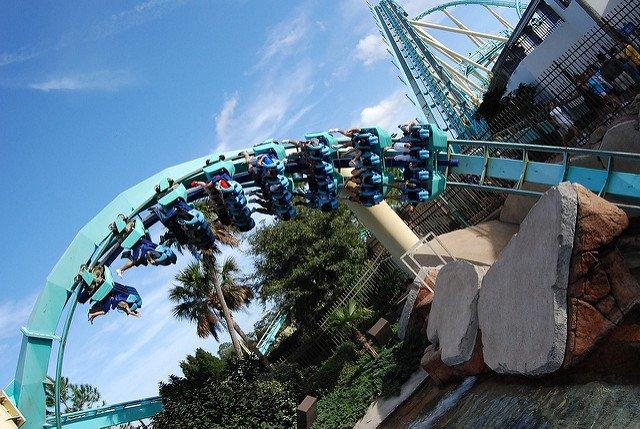 Kraken SeaWorld CC
