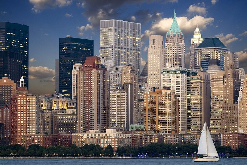New York Manhattan Skyline Pixabay RSZ