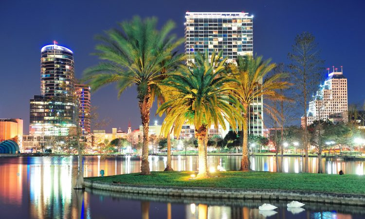 Free Things to Do in Orlando at Night