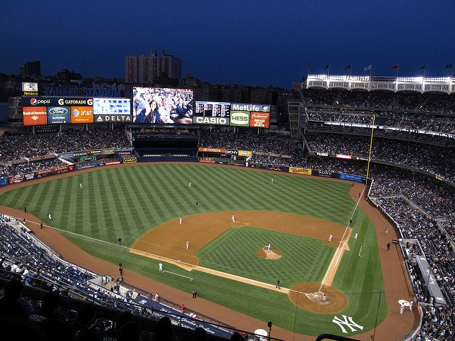 The Bronx Yankee Stadium 7237900966_825c61e3a7_z