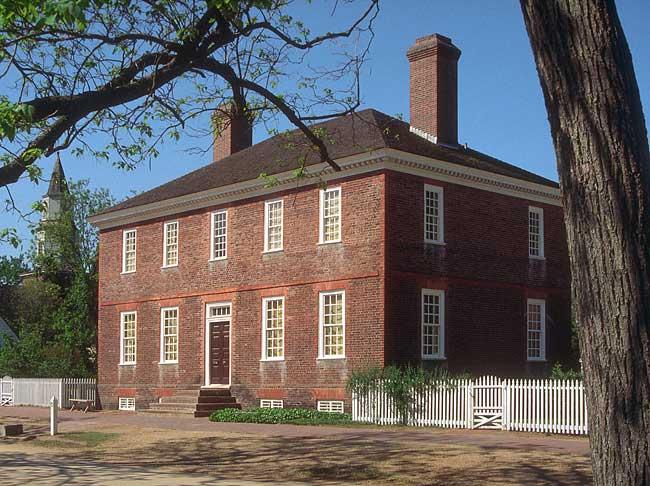 George Wythe House - Haunted Williamsburg