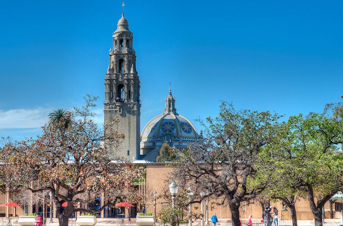 Balboa Park is among the top San Diego landmarks