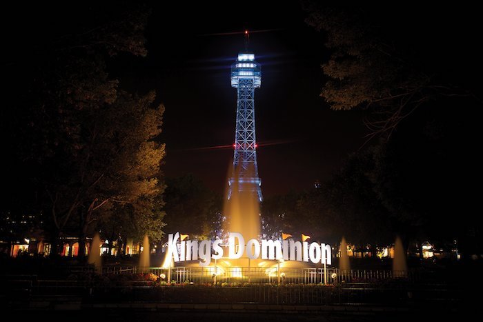 Spend part of your weekend in Williamsburg VA at Kings Dominion.