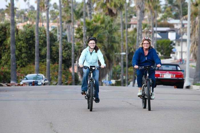 Hop on a bike and explore San Diego.