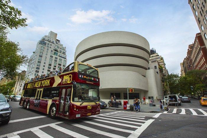 NYC Big Bus Tours