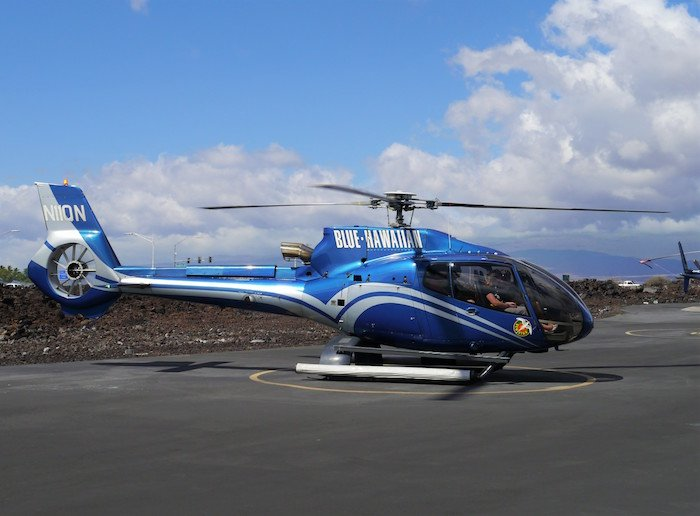 Helicopter Big Island