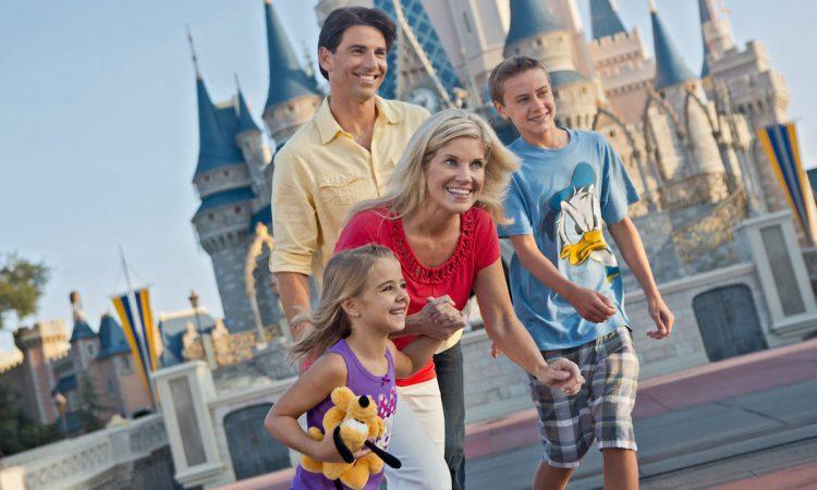 First Disney World Trip