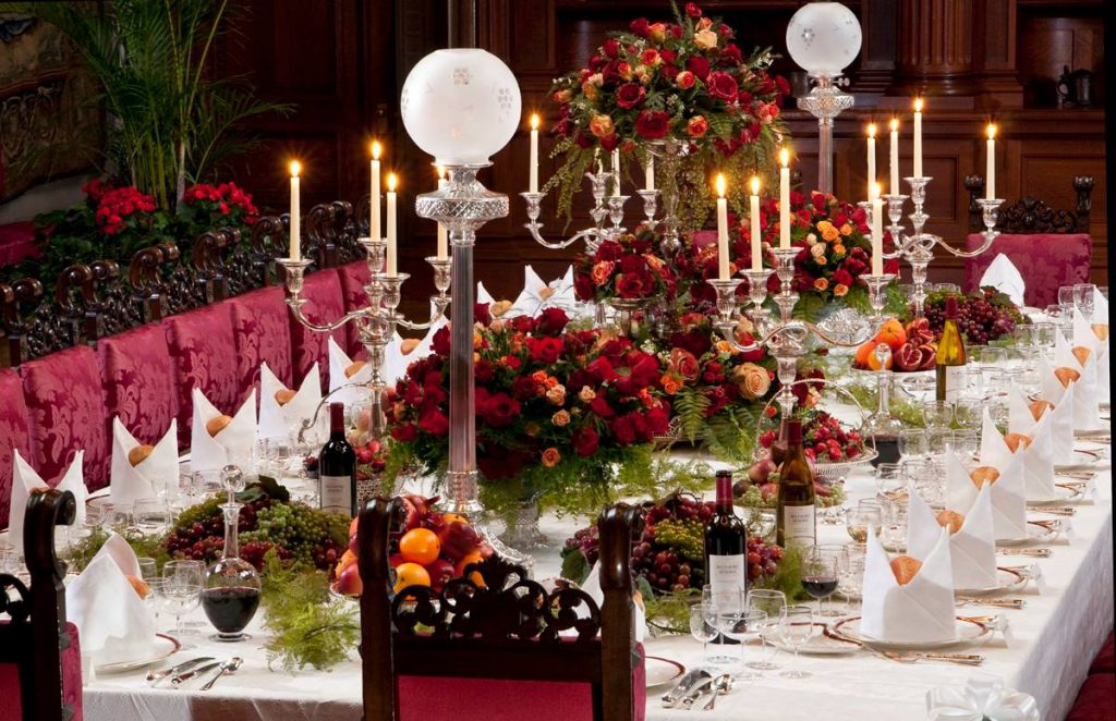 A Biltmore Estate Thanksgiving is elegant and delicious