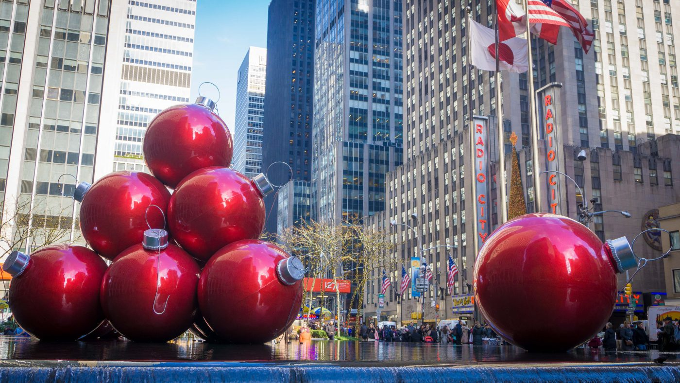Christmas in NYC: The Ultimate Holiday