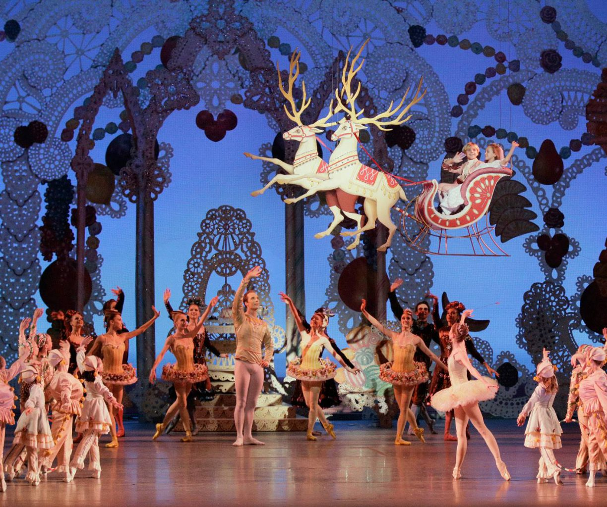 The Nutcracker NYC FB