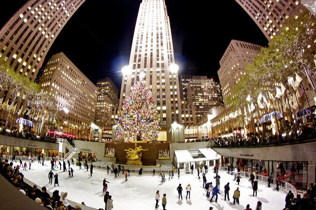 The Rink Rockefeller Center CC