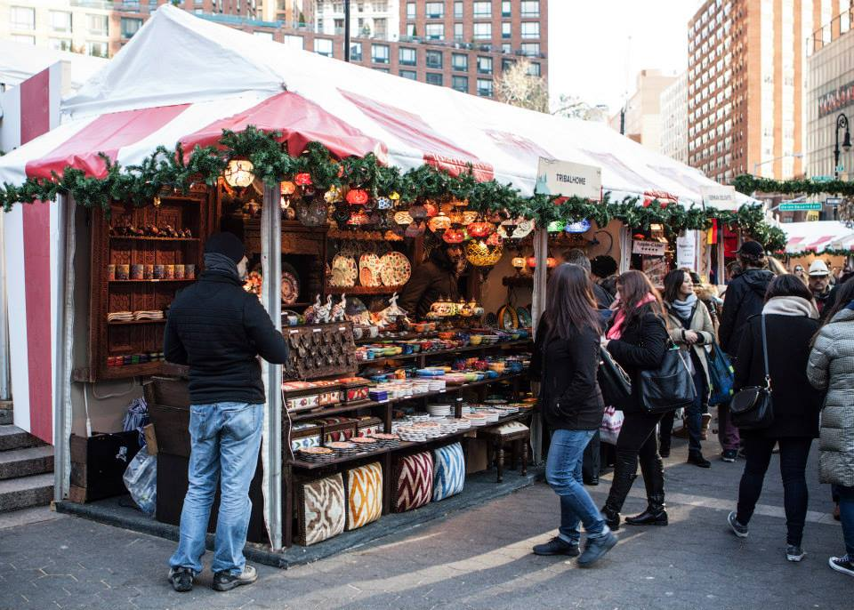Union Square Holiday Market FB