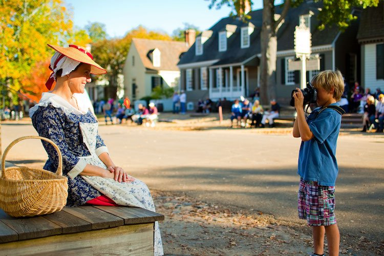 10 Free Things to Do in Williamsburg VA for Kids