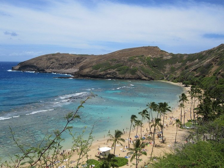 Hanauma Bay is tops my list of things to do in Honolulu by far!