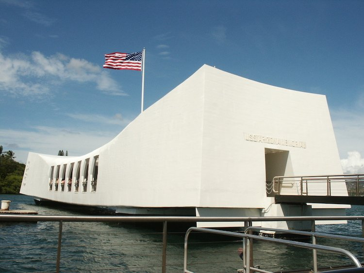 Experiencing the USS Arizona Memorial is one of the top things to do in Honolulu.