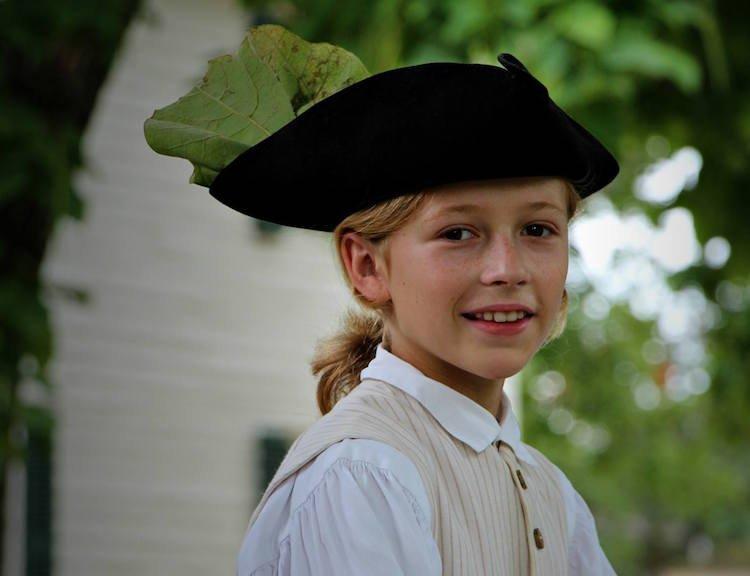 Image via Colonial Williamsburg / Facebook
