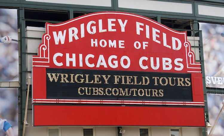 Take in a Cubs game when looking for things to do in Chicago for kids.