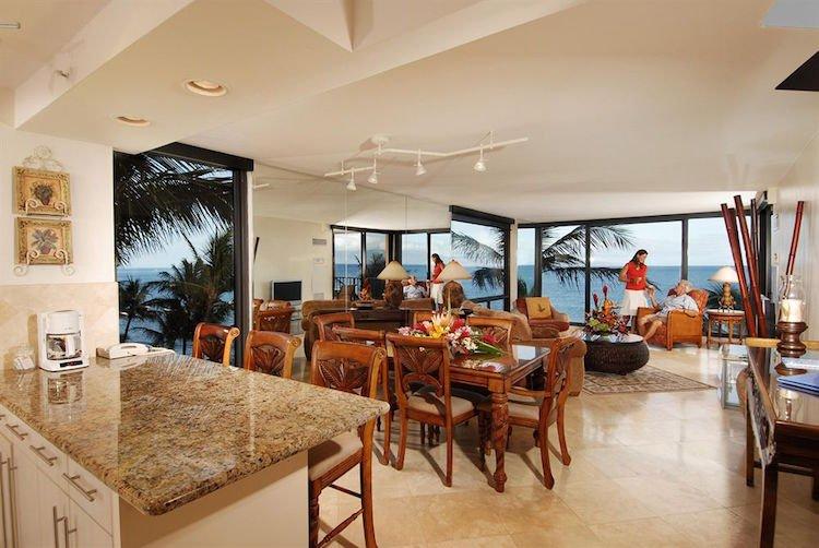 Enjoy the comforts of a condo at Aston Mahana Kaanapali.