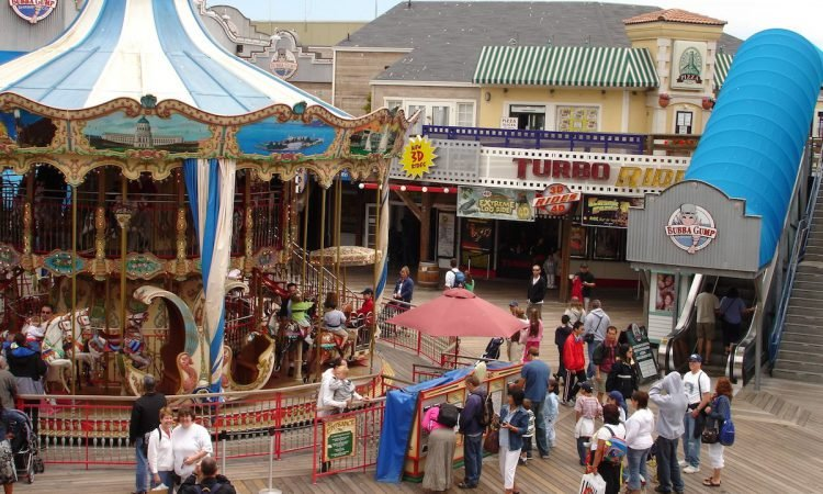 Pier 39 Attractions