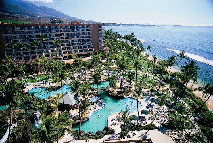 Marriott's Maui Ocean Club / Facebook