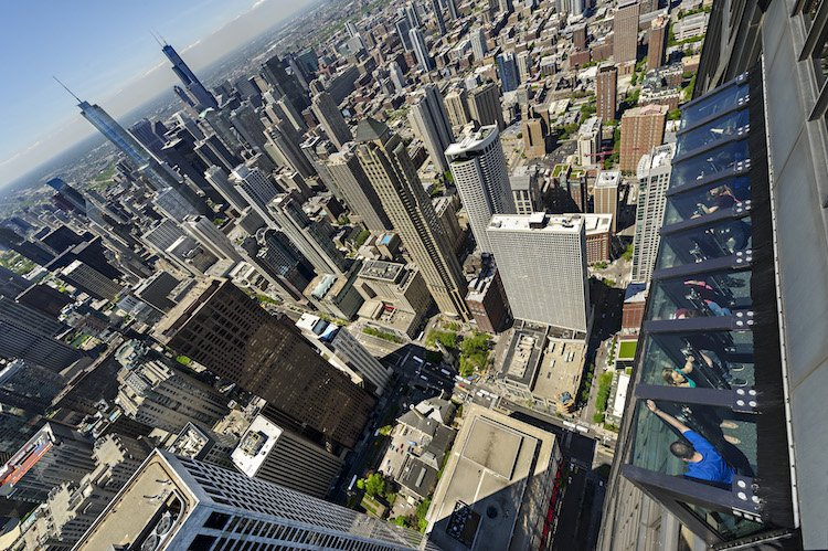 Looking for things to do in Chicago for couples? Check out 360 Chicago.