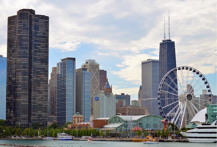 Navy Pier is an excellent spot in Chicago for kids.