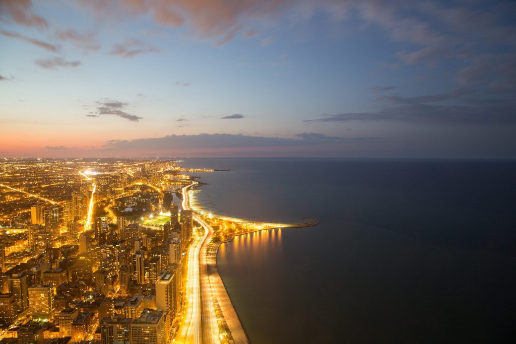 Where to stay in Chicago on a budget.
