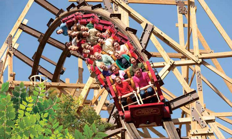 Silver Dollar City Trailblazer Pass