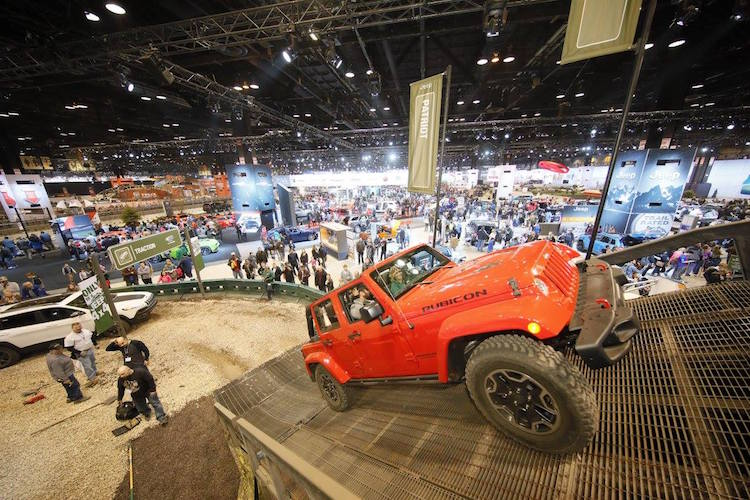 The Chicago Auto Show should not be missed. Check out more events in the Chicago Festival Guide.