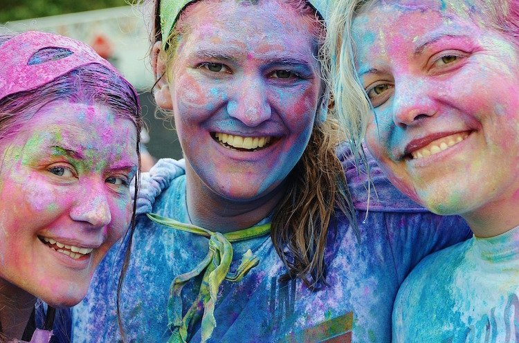 You bet the Holi Festival is in our Chicago Festival Guide!