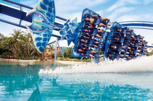Ride the Manta first at SeaWorld Orlando