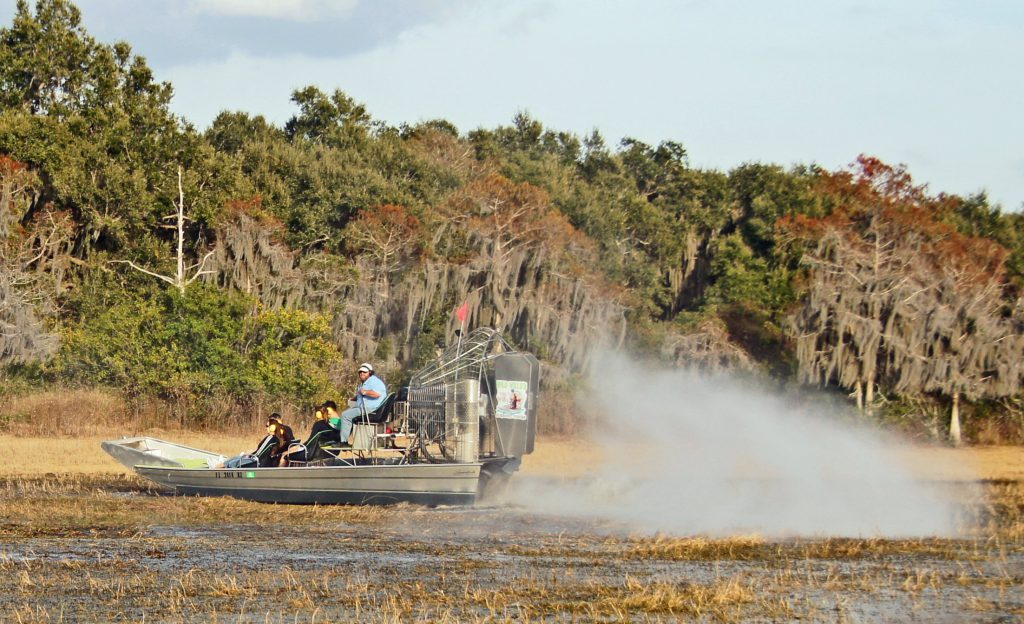 Book Your Spot On 4 Of The Best Airboat Rides In Orlando
