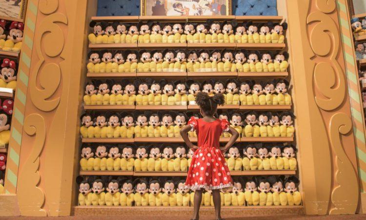 Walt Disney World Souvenir Shopping